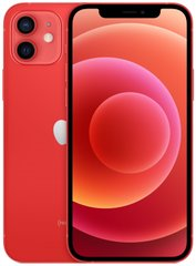 Apple iPhone 12 128GB Dual Sim (PRODUCT)RED (MGGW3)