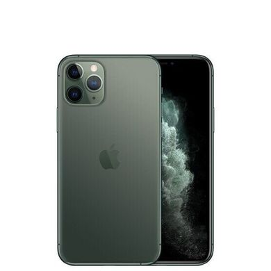 iPhone 11 Pro, 256GB, Midnight Green, Dual Sim (MWDH2)