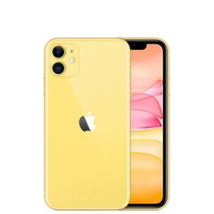 iPhone 11, 64gb, Yellow (MWLW2)