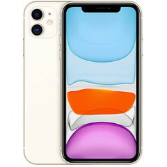 iPhone 11, 64gb, White (MWLU2)