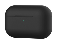 Чехол для Airpods Pro Silicone Black
