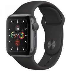 Apple Watch 5 40mm, Space Gray (MWV82)