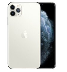 iPhone 11 Pro Max, 64gb, Silver, Dual Sim (MWEW2)