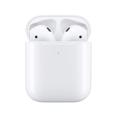 AirPods 2 with Charging Case, (MV7N2)