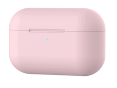 Чехол для Airpods Pro Silicon Pink Sand