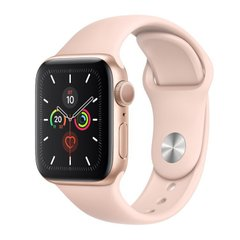 Apple Watch 5 40mm, Gold (MWV72)