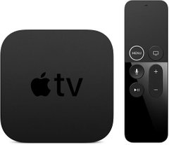 Приставка Apple TV 4K 32 GB Black (MQD22)